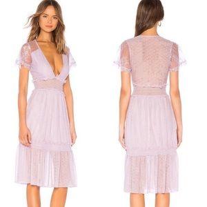 House of Harlow Midi Dress